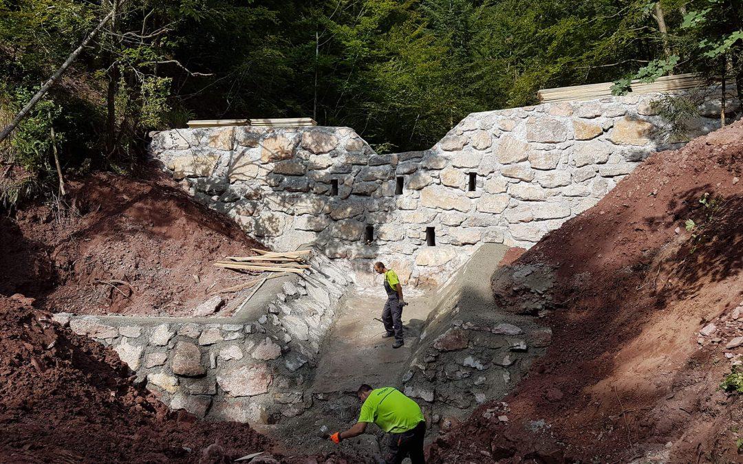 Izkopi za nizke gradnje